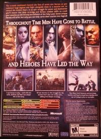 Kingdom Under Fire: Heroes Box Art