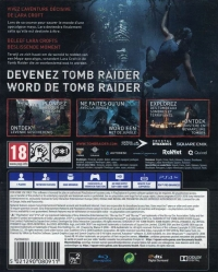 Shadow of the Tomb Raider [BE][NL] Box Art