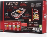 Blaze Evercade - Starter Pack Box Art