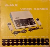 Ajax Video Games Box Art