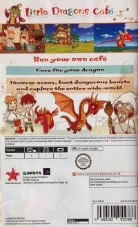 Little Dragons Café (Download Code) Box Art