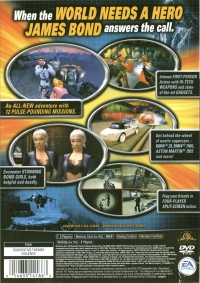 007: Agent Under Fire - Greatest Hits Box Art