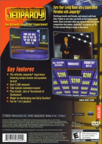 Jeopardy! Box Art