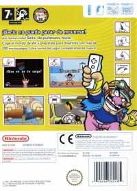 Warioware : Smooth Moves [ES] Box Art