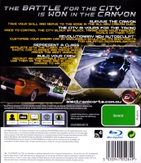Need for Speed: Carbon Box Art