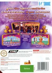 All Star Cheerleader Box Art