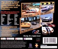 Gran Turismo 2 - Greatest Hits Box Art