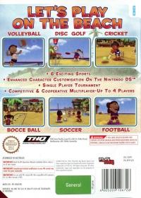 Big Beach Sports Box Art