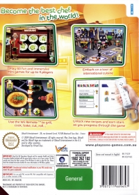 Cooking Party Box Art