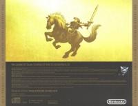 Legend of Zelda, The: Ocarina of Time 3D Soundtrack (Club Nintendo Exclusive) Box Art