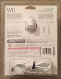 Nintendo Wii Nunchuk - White [NA] Box Art
