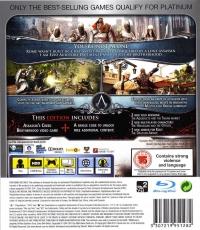Assassin's Creed: Brotherhood - Special Edition - Platinum [UK] Box Art