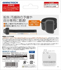 GameTech Ring Strap SW Box Art