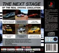Gran Turismo 2: The Real Driving Simulator Box Art