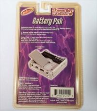 Intec Battery Pak For Game Boy Advance SP (silver) Box Art