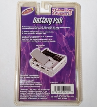 Intec Battery Pak For Game Boy Advance SP (blue) Box Art