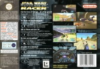 Star Wars: Episode I: Racer Box Art