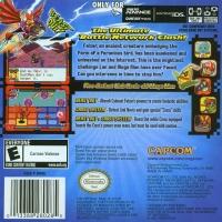 Mega Man Battle Network 6: Cybeast Falzar Box Art