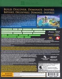 Sid Meier's Civilization: Revolution [CA] Box Art