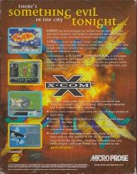 X-COM Apocalypse Box Art