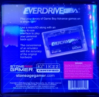 StoneAge Gamer EverDrive-GBA X5 Mini (Frosty) - Deluxe Edition Box Art