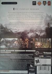 Elder Scrolls V, The: Skyrim Box Art