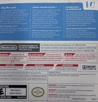 Wii Sports (62022C) Box Art