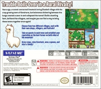 Harvest Moon 3D: The Tale of Two Towns Box Art