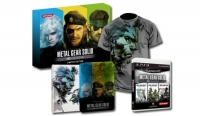 Metal Gear Solid HD Collection - Limited Edition (Zavvi Exclusive) Box Art