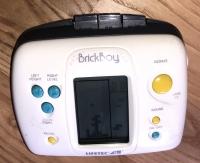 Lifetec BrickBoy Cassette Player & LCD Game Box Art