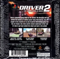 Driver 2 (Not for Resale / Best Buy) Box Art