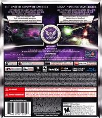Saints Row IV - National Treasure Edition - Greatest Hits [CA] Box Art