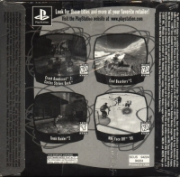 Interactive CD Sampler Disk Volume 5 (SCUS-94224) Box Art