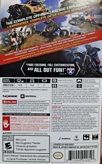 MX vs ATV All Out Box Art