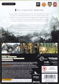 Elder Scrolls V, The: Skyrim [UK] Box Art