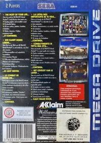 Ultimate Mortal Kombat 3 [ES] Box Art