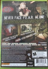 F.E.A.R. 3 (Multiplayer Last Stand Weapon) Box Art