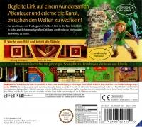 Legend of Zelda, The: A Link Between Worlds - Nintendo Selects [DE] Box Art