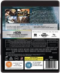 Final Fantasy VII: Advent Children Complete (UHD/BD) [UK] Box Art