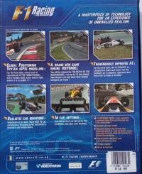 F1 Racing Championship Box Art