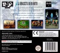Final Fantasy III [IT] Box Art