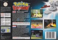 Pokémon Stadium Box Art