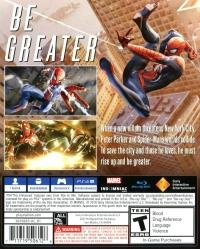 Marvel's Spider-Man (3001885-AC_R1) Box Art