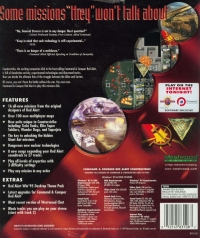 Command & Conquer: Red Alert: Counterstrike Box Art