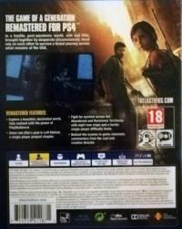 Last of Us Remastered, The - PlayStation Hits (9411871) Box Art