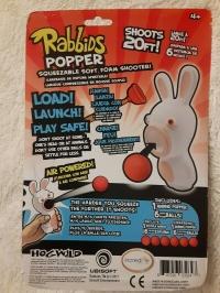 Mario + Rabbids: Kingdom Battle Rabbids Popper Box Art