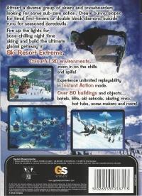 Ski Resort Extreme Box Art