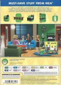 Sims 2, The: Ikea Home Stuff [ZA] Box Art