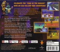 Spyro: Year of the Dragon - Greatest Hits Box Art