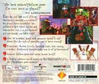 Crash Bandicoot - Greatest Hits Box Art